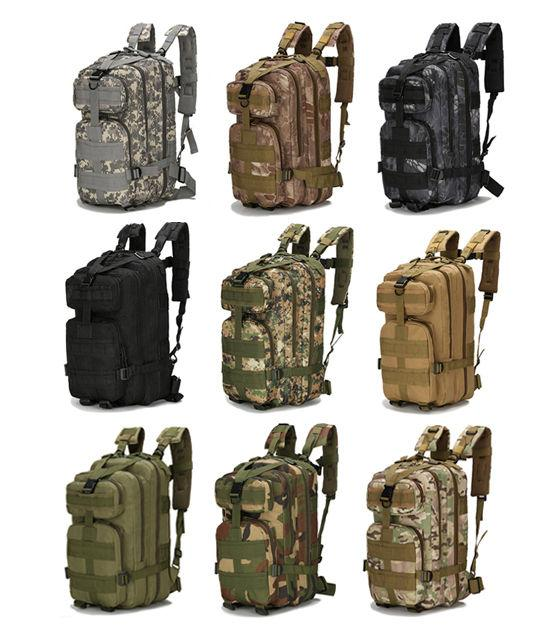 30l 3p outdoor military rucksacks tactical backpack