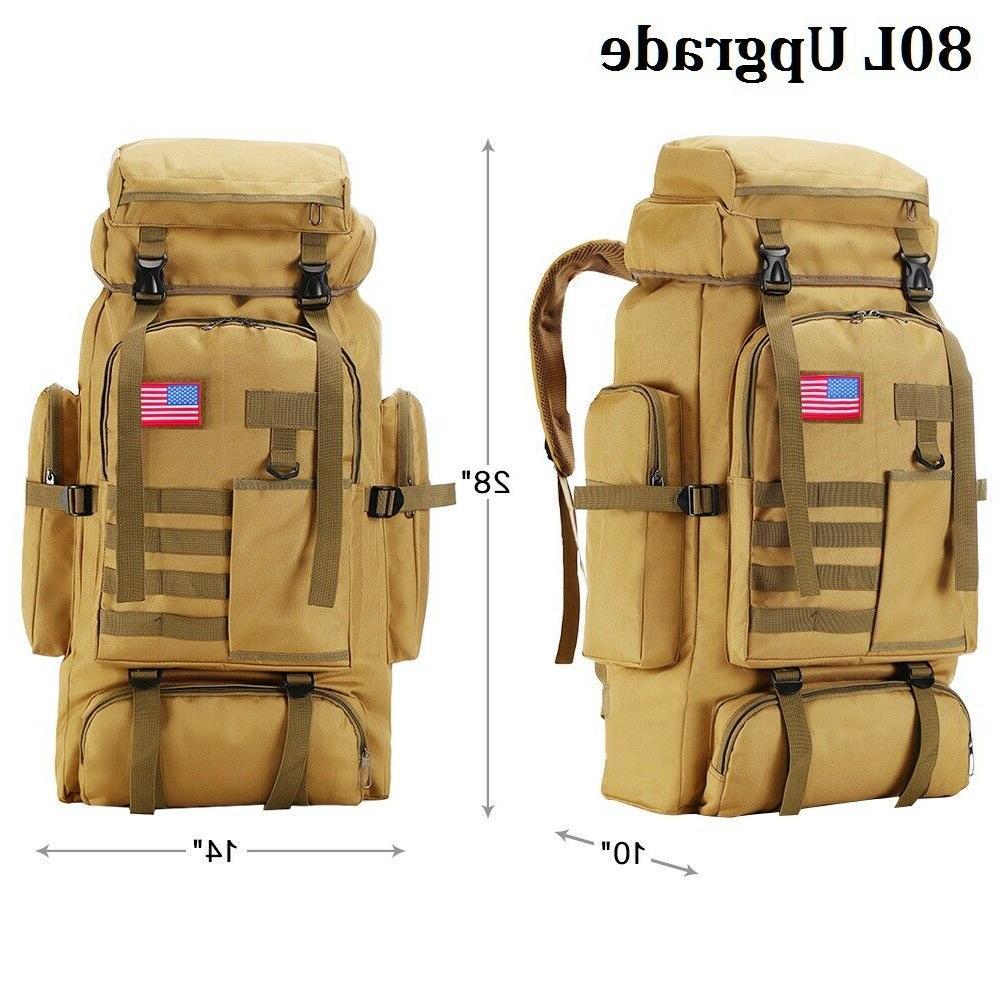 30L/35L/40L/80L Military Rucksack