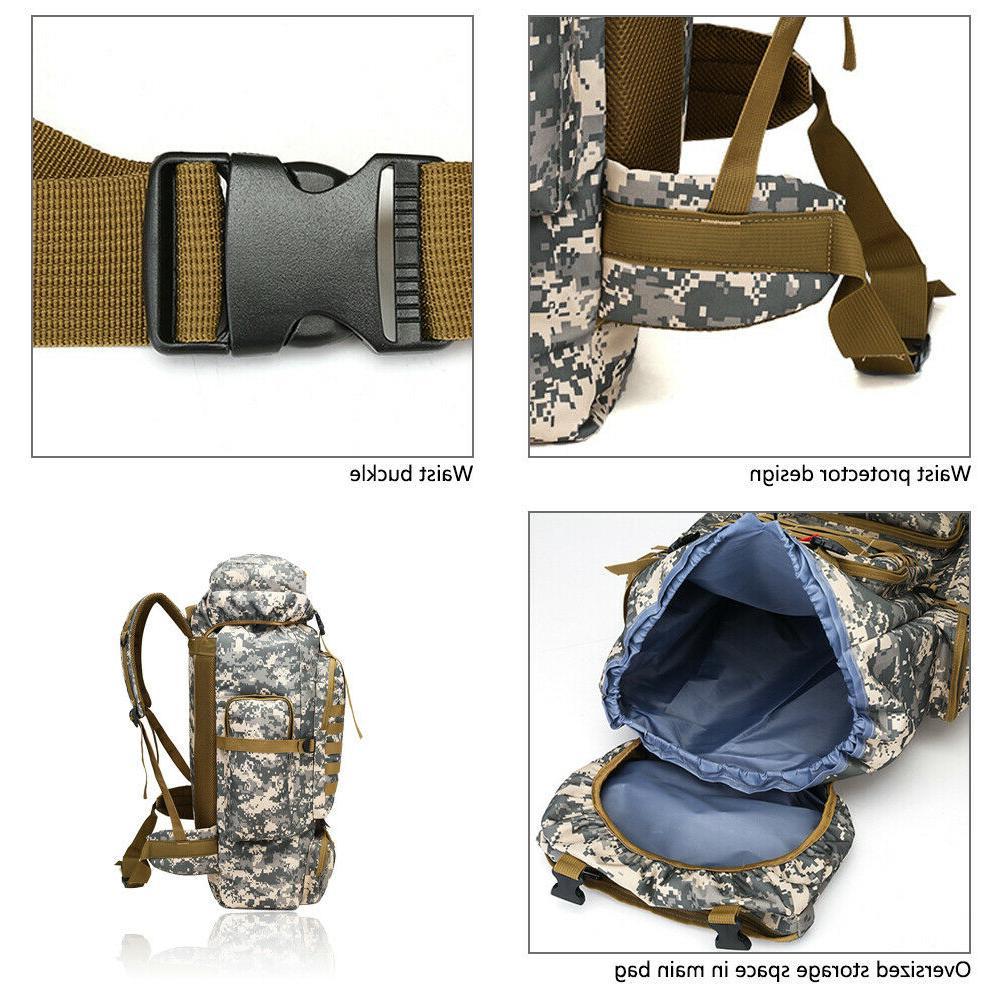 30L/40L/80L Military Tactical Camping Trek Bag