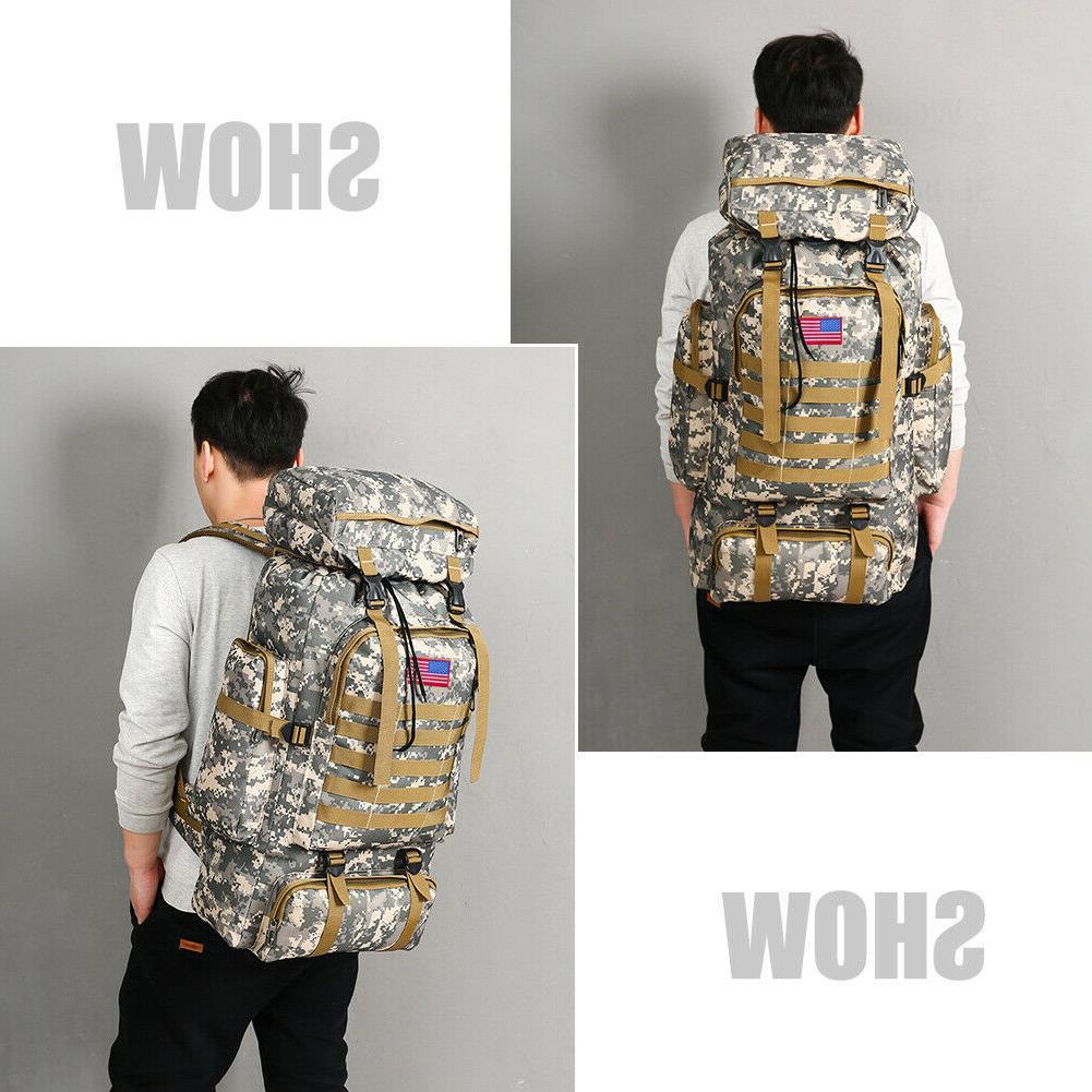 30L/35L/40L/80L Rucksack Hiking Bag