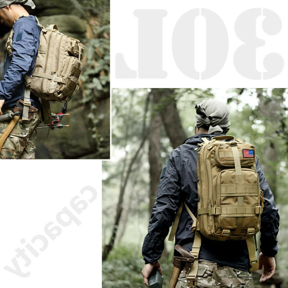 30L Assault Shoulders Pack