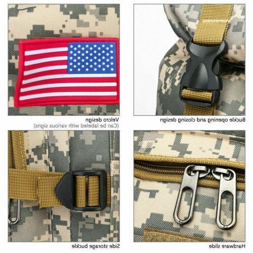 Outdoor Military Backpack Climbing Trekking Bag