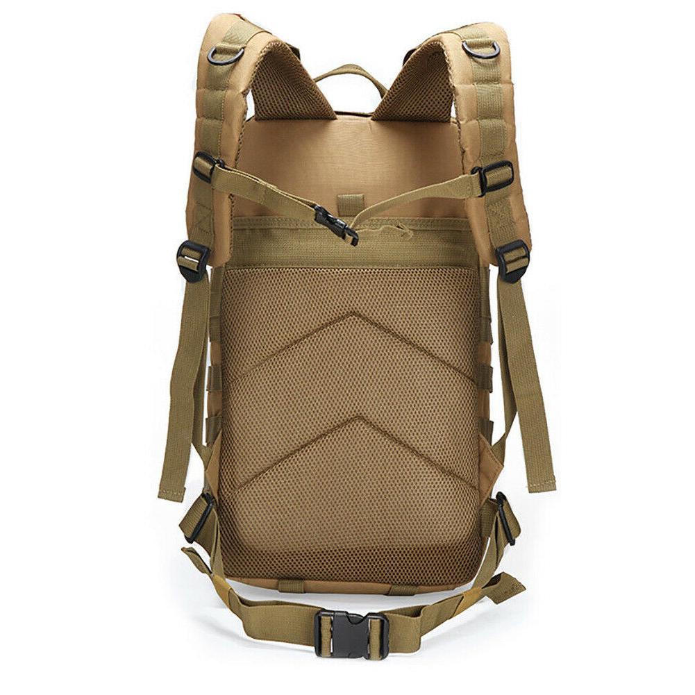 35L Sport Rucksacks Tactical Molle Backpack Camping Hiking