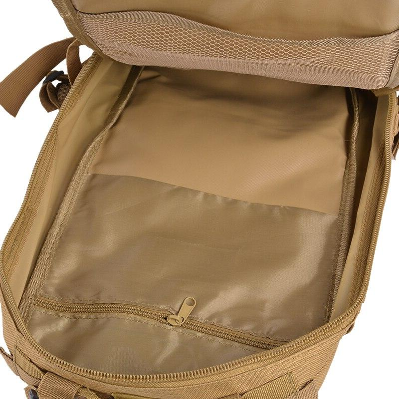 Adisputent Waterproof <font><b>Backpack</b></font> Men Military School Travel Bags
