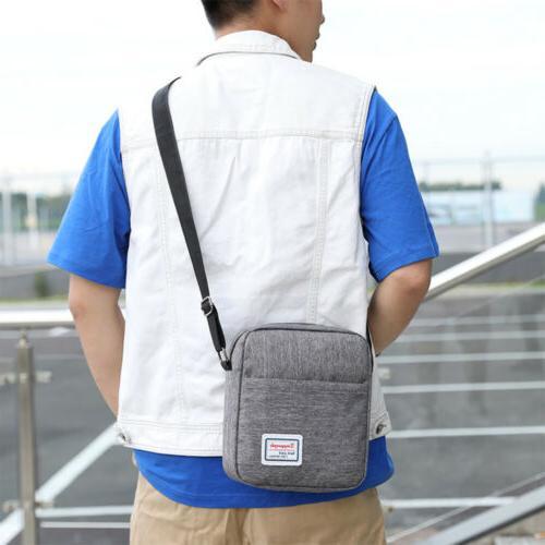 3PCS Women Bag Bookbags Canvas Travel