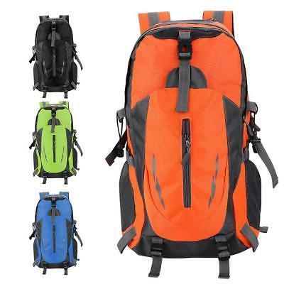 40L Travel Backpack Waterproof Outdoor Sport Camping Hiking Daypack Trekking Bag