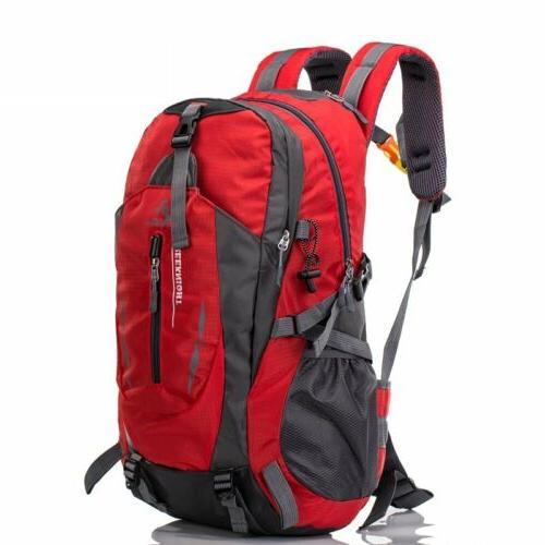 40L Travel Hiking Waterproof Outdoor Sport Camping