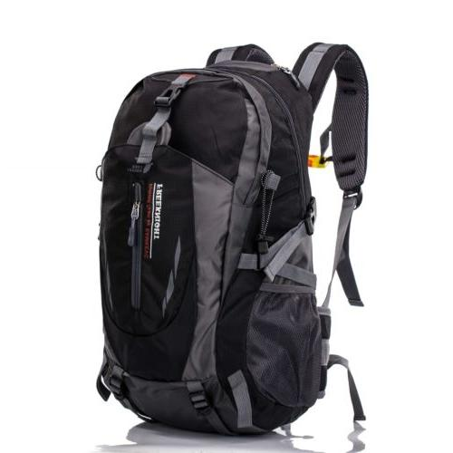 40L Travel Backpack Waterproof Outdoor Sport Daypack