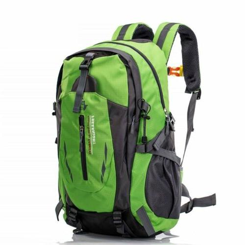 40L Hiking Waterproof Outdoor Camping Daypack Trekking Bag