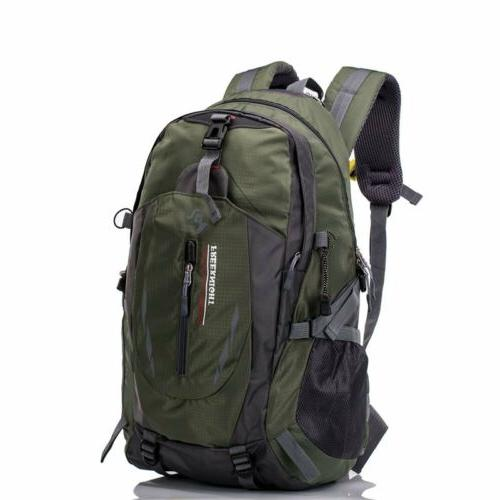 40L Hiking Waterproof Daypack Trekking Bag