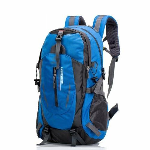40L Travel Waterproof Daypack Trekking