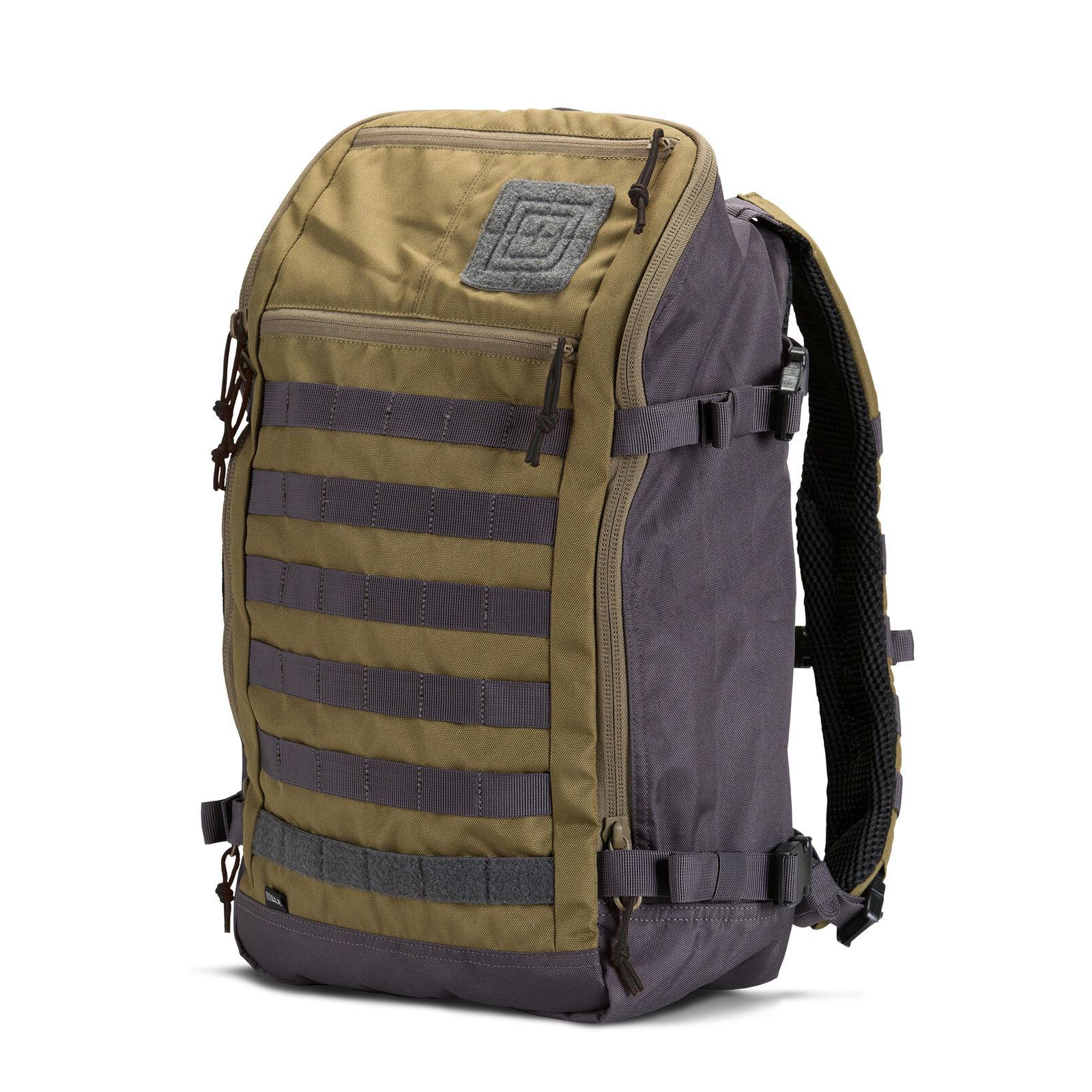 5.11 / Fast Four Zipper Bag Laptop Bag Tactical Backpack Out