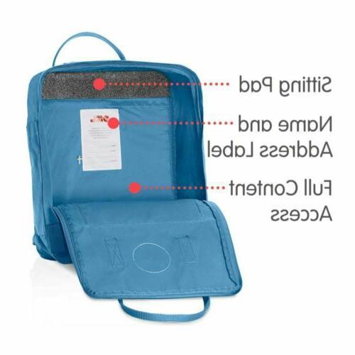 7L/16L/20L Kanken Canvas Bag