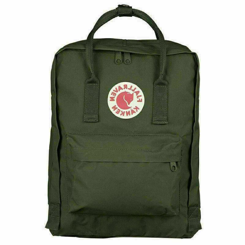 Canvas Backpack Sport Handbag