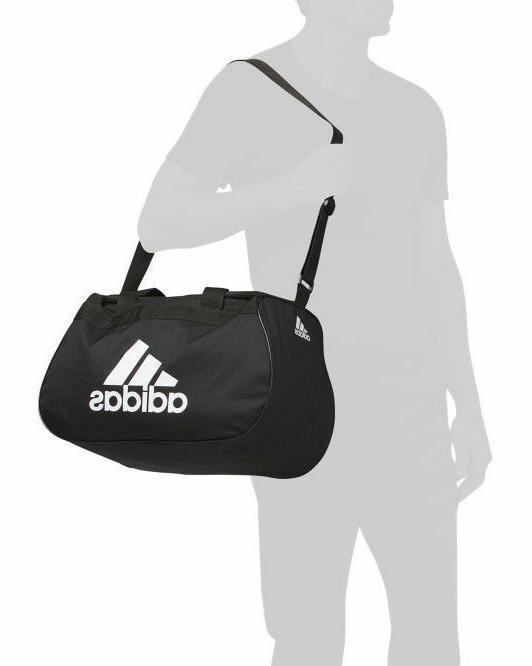 Adidas Bag BLACK handle Locker NEW NWT