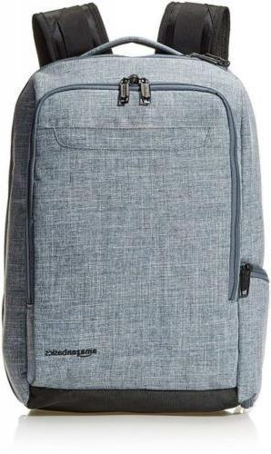 AmazonBasics Slim Carry On Backpack
