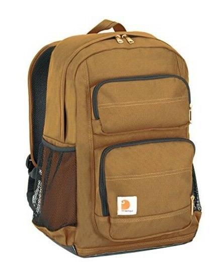 Carhartt Legacy Standard Work Backpack Padded Laptop Sleeve