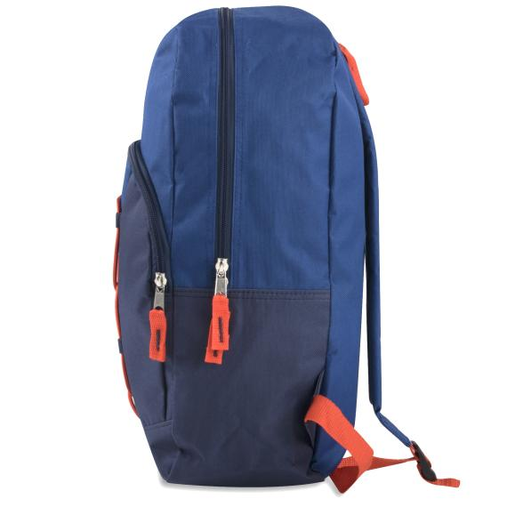 Case of 17 Backpacks Bungee Colors