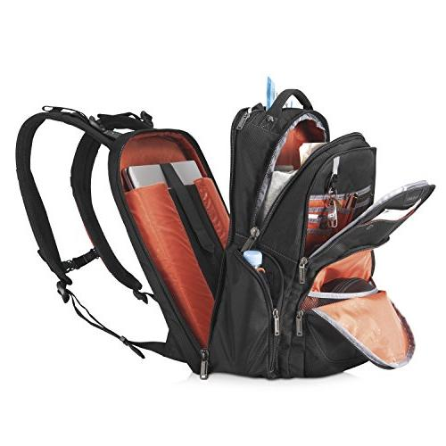 Everki Checkpoint Friendly Laptop Backpack Adaptable
