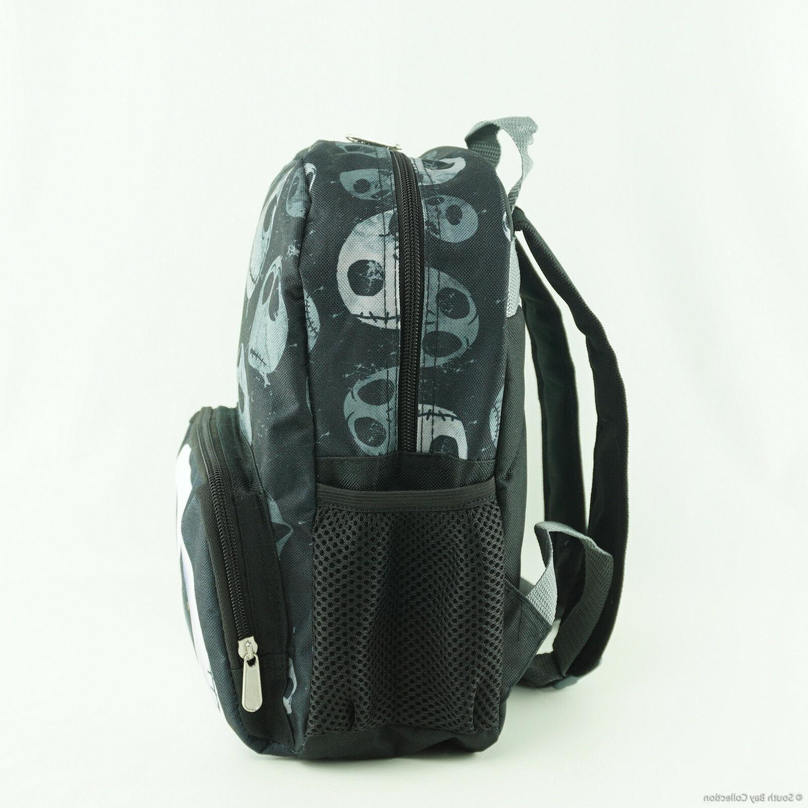 Jack Skellington Small Backpack Disney Before Merchandise