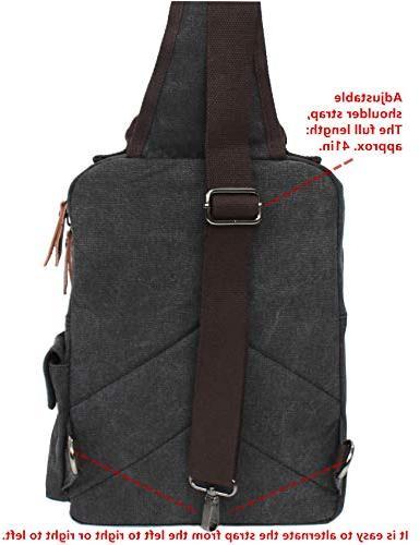 Leaper Sling Bag Cross Body Bag Shoulder M