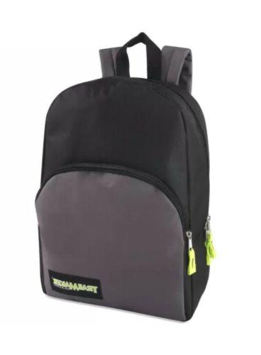 Lot 24 Wholesale Trailmaker Classic Inch Backpacks in 8 Assorted Colors