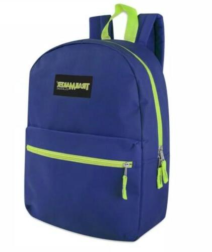 Lot of Wholesale Trailmaker 17 Backpacks 12 Colors