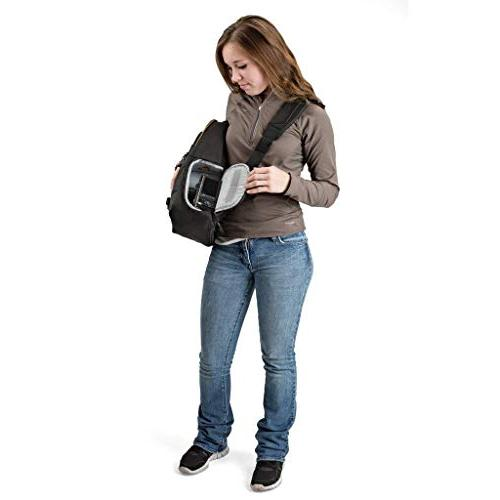 Lowepro AW - A Secure, Slim, Smart and Camera Sling for Mirrorless Kit Tablet