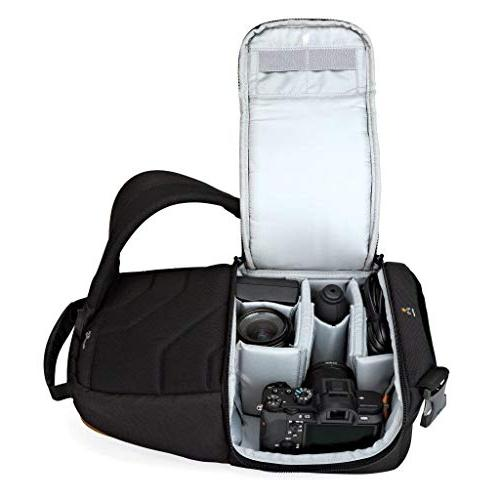 Lowepro Slingshot AW - Secure, Slim, Camera for Mirrorless Kit Tablet
