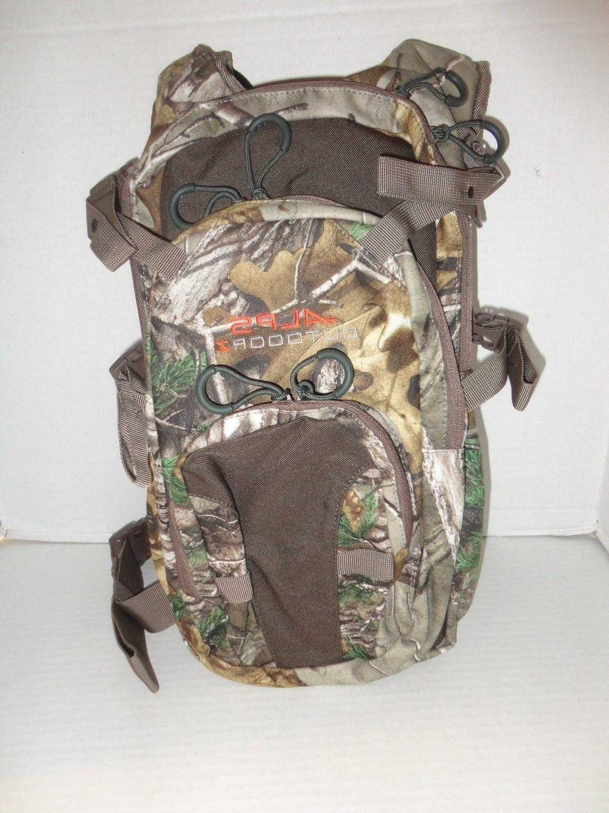 NEW ALPS OUTDOORZ WILLOW CREEK XTRA BACKPACK