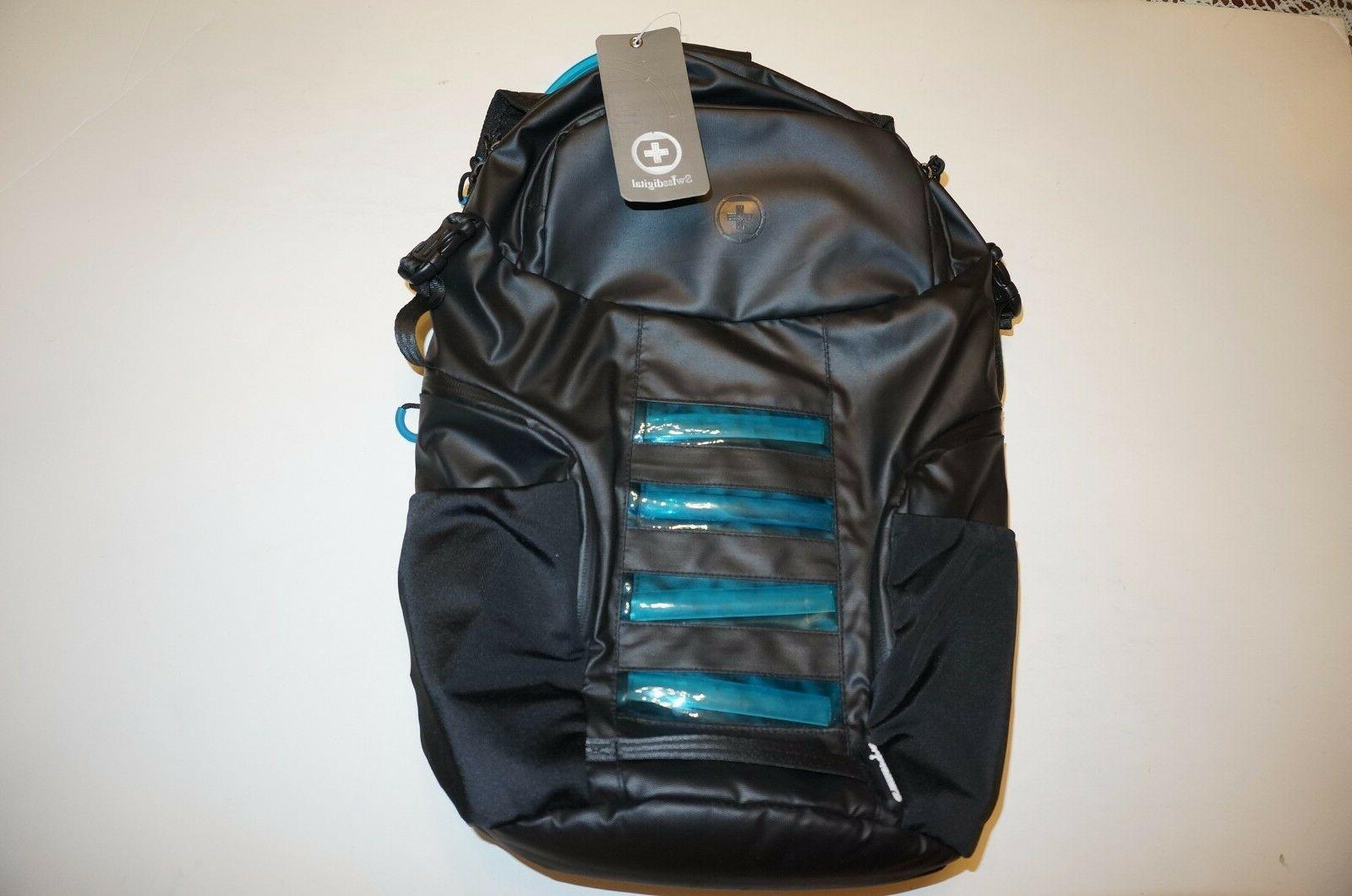 New Swissdigital Neon Backpack Sd 188 Led Charging Port