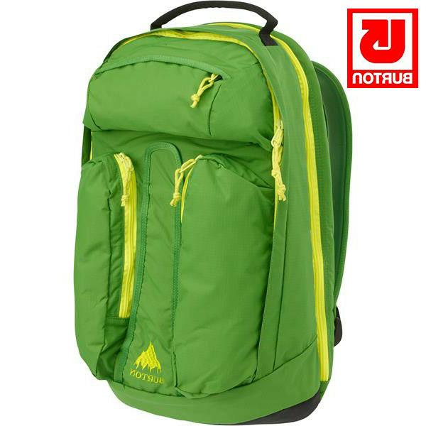 NWT Burton Curbshark 26L Backpack O. Lime RT $85 95€ NEW S