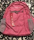 NWT Pink Swissgear Day Pack Backpack Book Bag Tablet Bag Jus