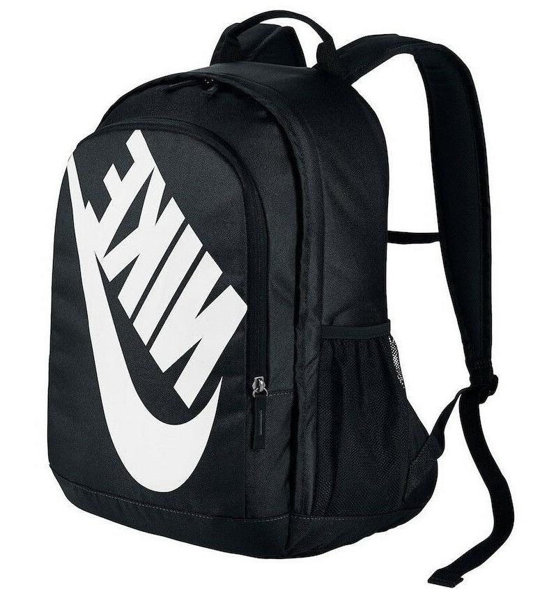 Nike Hayward Futura 2.0 Black / White Unisex Laptop Backpack