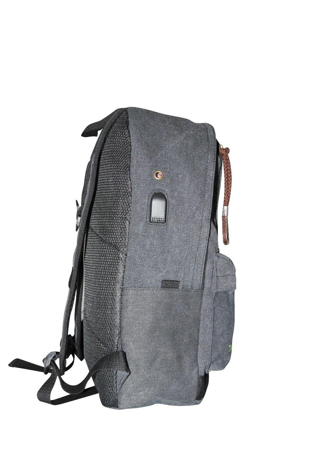 Heavy Duty Canvas Backpack Designer