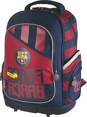 TBAR198: FC Barcelona brand new official fan backpack - spor