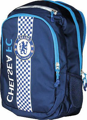 TCHEL94: Chelsea London brand new official fan backpack - sp