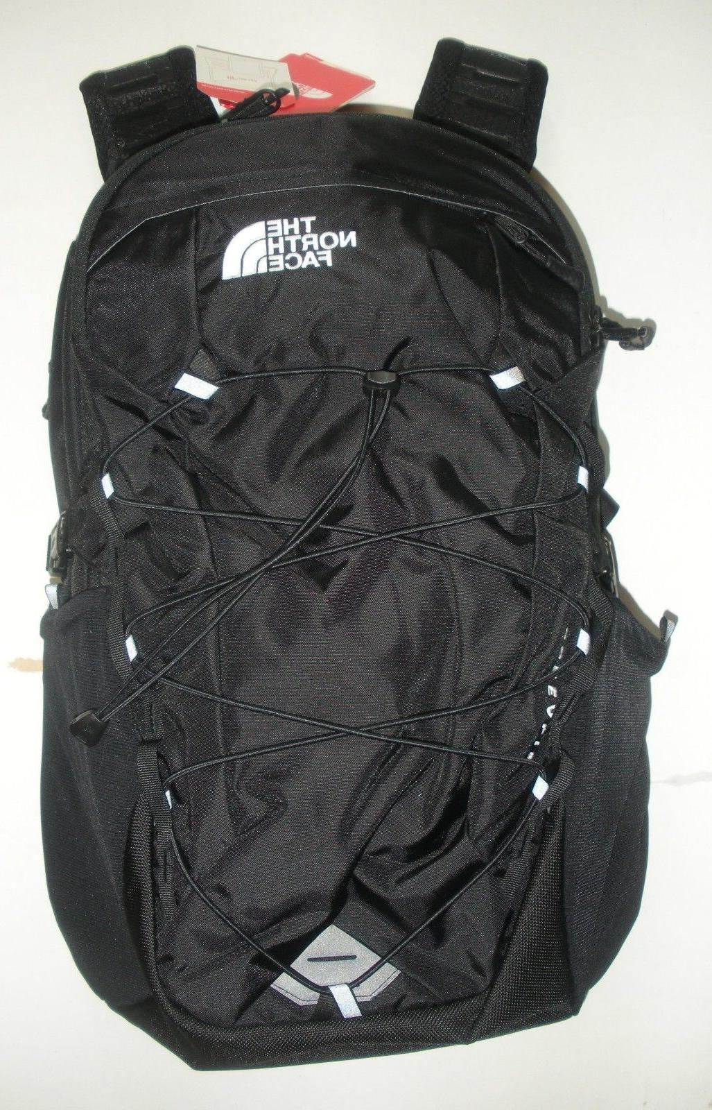 THE NORTH FACE BOREALIS BACKPACK- DAYBACK- MODEL A3KV3- TNF