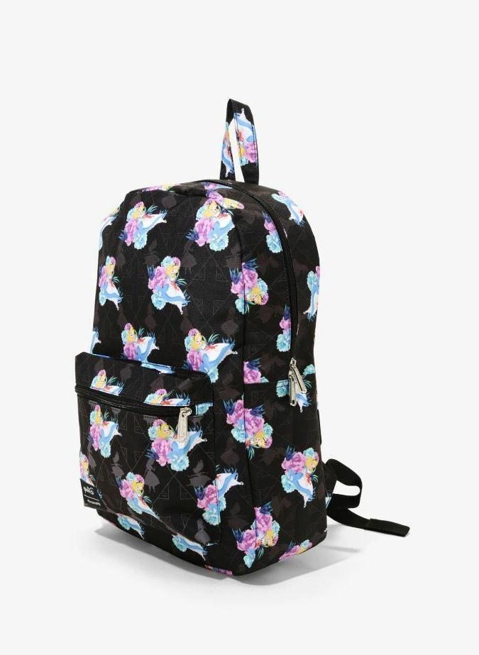 DISNEY Wonderland Backpack LICENSED!