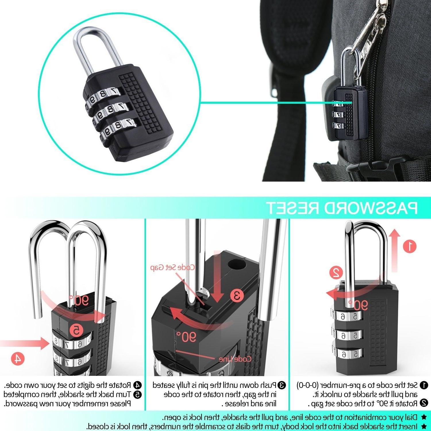 Anti-theft Travel Backpack Business Laptop School Bag with USB BLAC
