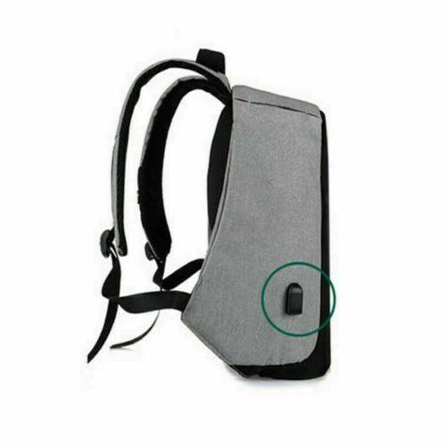 Anti-theft Laptop +USB Bag Travelling