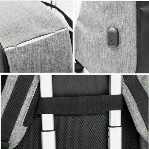 Anti-theft +USB Charging Bag