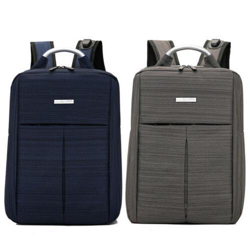 Men's Anti-theft Backpack Laptop Travel School Shoulder Book