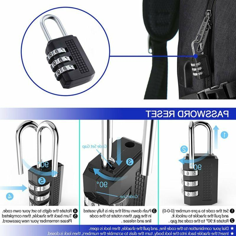 Anti-Theft Travel Backpack Laptop School With