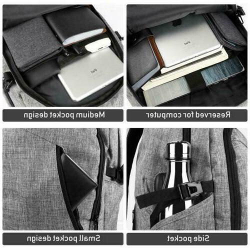 "Anti-Theft External USB 17"" Casual"