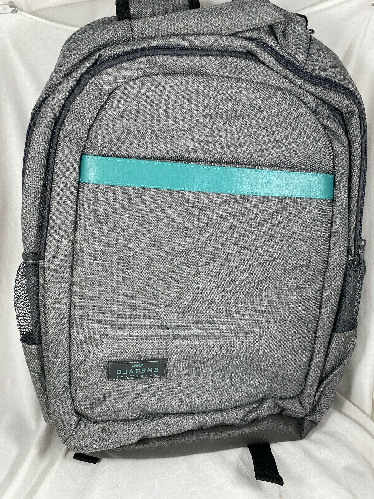 backpack rucksack waterways computer travel daypack carry