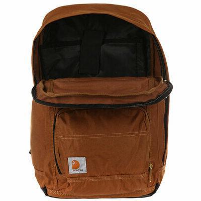 Carhartt WIP Backpack Legacy Brown