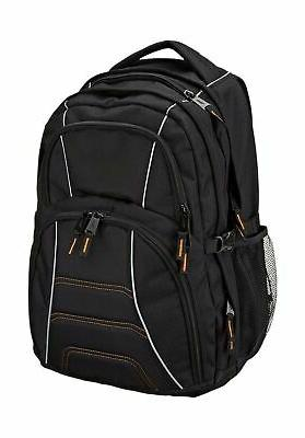 Backpacks For Laptops Up To 17 Inch Padded Sleeve Pocket Mul