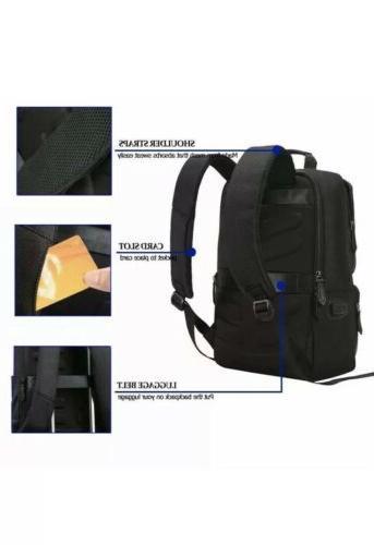 Inch Bag Charging Port Anti-Theft