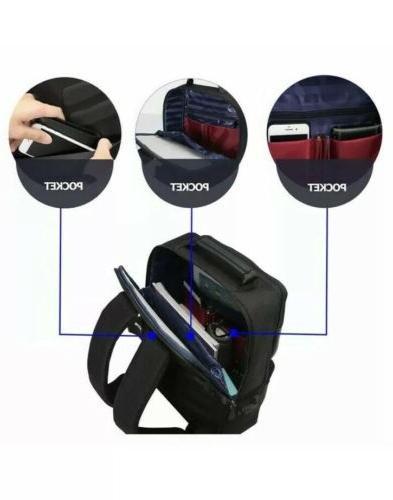 Backpacks Inch USB Charging